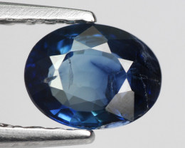 0.53 Crt Natural Blue Sapphire Good Quality Faceted Gemstone.BS 7
