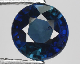 0.68 Crt Natural Blue Sapphire Good Quality Faceted Gemstone.BS 8