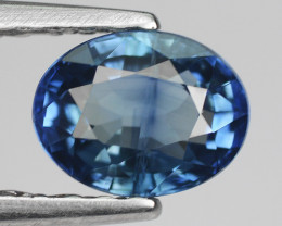 0.68 Crt Natural Blue Sapphire Good Quality Faceted Gemstone.BS 10