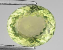 1.84 Ct Green Apatite Good Luster Gemstone AP22