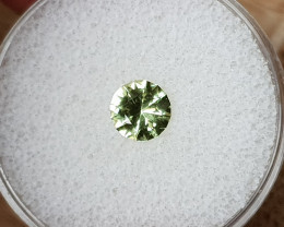 0,80ct Chrysoberyl - Master cut!