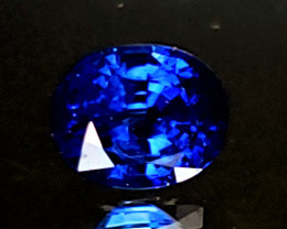 .98ct Oval Sapphire