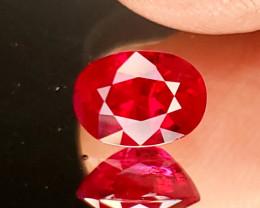 1.44ct Burma Ruby