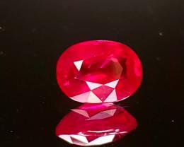 1.57ct Burma Ruby