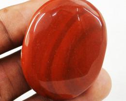 Genuine 95.00 Cts Red Jasper Gemstone