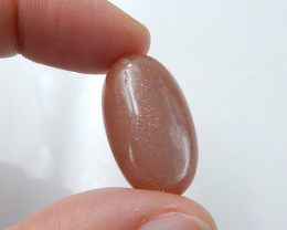 Warm sell 22ct Sunstone Natural Gemstone Super Quality  Cabochon B33