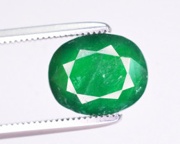 2.20 Ct Brilliant Color Natural Swat Emerald