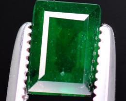 0.45  Ct Brilliant Color Natural Swat Emerald