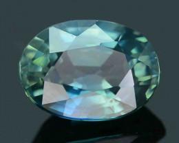 Lovely 1.20 ct Greenish Sapphire SKU.10