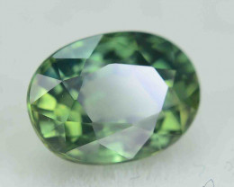 Lovely 1.40 ct Greenish Sapphire SKU.10