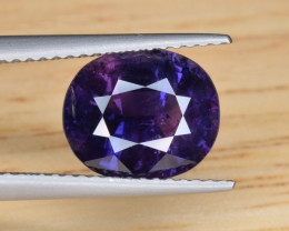 GIA Certified Natural Sapphire 4.10 Cts  from Kashmir Pakistan