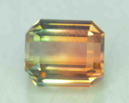 Top Quality 5.45 Cts Natural Bi Color Tourmaline Gemstones