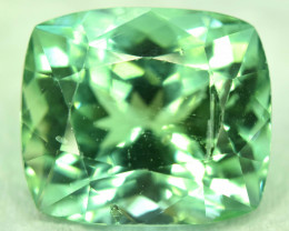 No Reserve - 19.35 Carats Lush Green Spodumene from Afghanistan