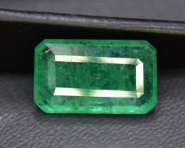 S#31-20 , 2.75 cts Zambian Emerald Gemstone