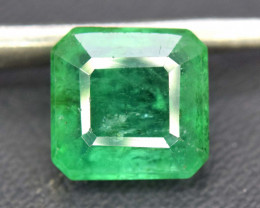 S#31-2 , 2.95 cts Beautiful Zambian Emerald Gemstone