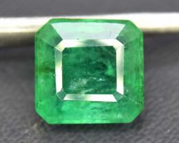 2.95 cts Beautiful Zambian Emerald Gemstone