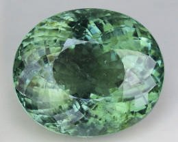 Certified 8.98 Ct Paraiba Tourmaline Attractive Higher Color ~ Mozambique