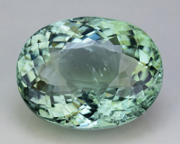 Certified 7.02 Ct Paraiba Tourmaline Attractive Higher Color ~ Mozambique