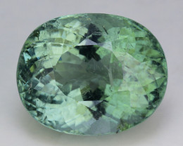 Certified 10.20 Ct Paraiba Tourmaline Attractive Higher Color ~ Mozambique