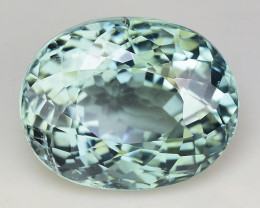 Certified 4.66 Ct Paraiba Tourmaline Attractive Higher Color ~ Mozambique