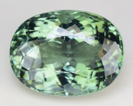 Certified 7.01 Ct Paraiba Tourmaline Attractive Higher Color ~ Mozambique