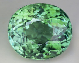 Certified 3.70 Ct Paraiba Tourmaline Attractive Higher Color ~ Mozambique