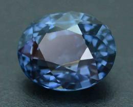 AAA Grade 1.44 ct Cobalt Tanzanian Blue Spinel SKU.5