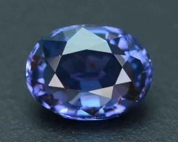 AAA Grade 1.08 ct Cobalt Tanzanian Blue Spinel SKU.5