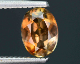 Rare Andalusite 1.27 ct Good Color SKU-4