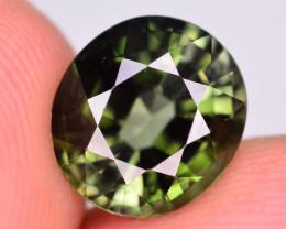 Top Color 2.30 Ct Natural Green Tourmaline