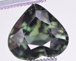 Top Color 2.85 Ct Natural Green Tourmaline
