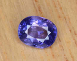 Natural Color Changing Sapphire 0.59 Cts from Afghanistan