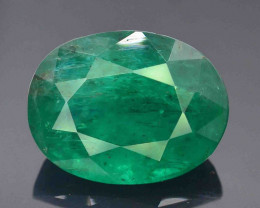 Top Color 20.95 Cts Huge Size Emerald Gemstones Zambia