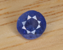 Natural Color Changing Sapphire 0.86 Cts from Afghanistan