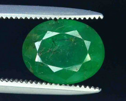 Top Color 2 Cts Natural Emerald Gemstones