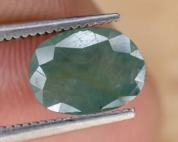 1.70 Crt Rare Grandidierite Faceted Gemstone (R8)