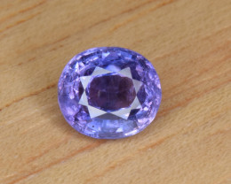 Natural Color Changing Sapphire 0.96 Cts from Afghanistan