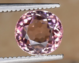 1.60 Crt PinkTourmaline  Faceted Gemstone (R8)