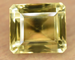 13.20 Crt Lemon Quartz Faceted Gemstone (R8)