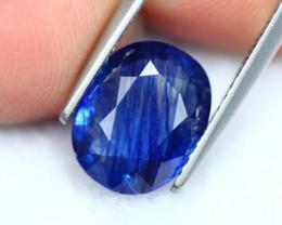 3.93Ct Ceylon Navy Blue Sapphire ~ B1906