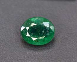 S#31-9 , 2.90 cts Oval Shape Emerald Gemstone