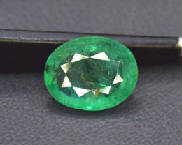 S#31-18 , 2.35 cts Oval Shape Emerald Gemstone