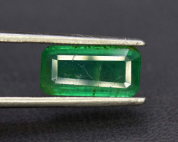S#31-11 , 2.60 cts Top Color Natural Emerald Gemstone