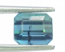 1.35 ct Natural Blue Indicolite Tourmaline