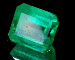4.18ct Colombian Emerald
