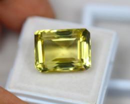 16.03ct Lemon Quartz Clarity VVS Lot V3179