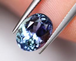 1.56cts Natural Violet Blue Tanzanite /08