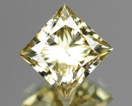 0.87 Cts Untreated Natural Fancy Brownish Yellow Color Loose Diamond si1