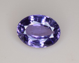 Natural Color Changing Sapphire 2.65 cts from Sri Lanka
