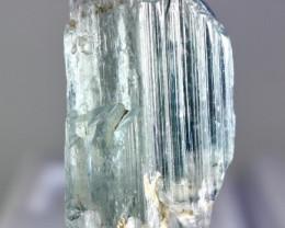 85.20 CT Natural - Unheated Green Hiddenite Crystal Rough